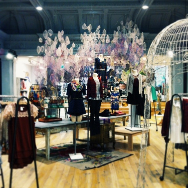 Anthropologie Fall