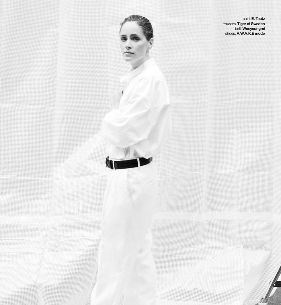 Schön! Magazine - Sophie Rundle