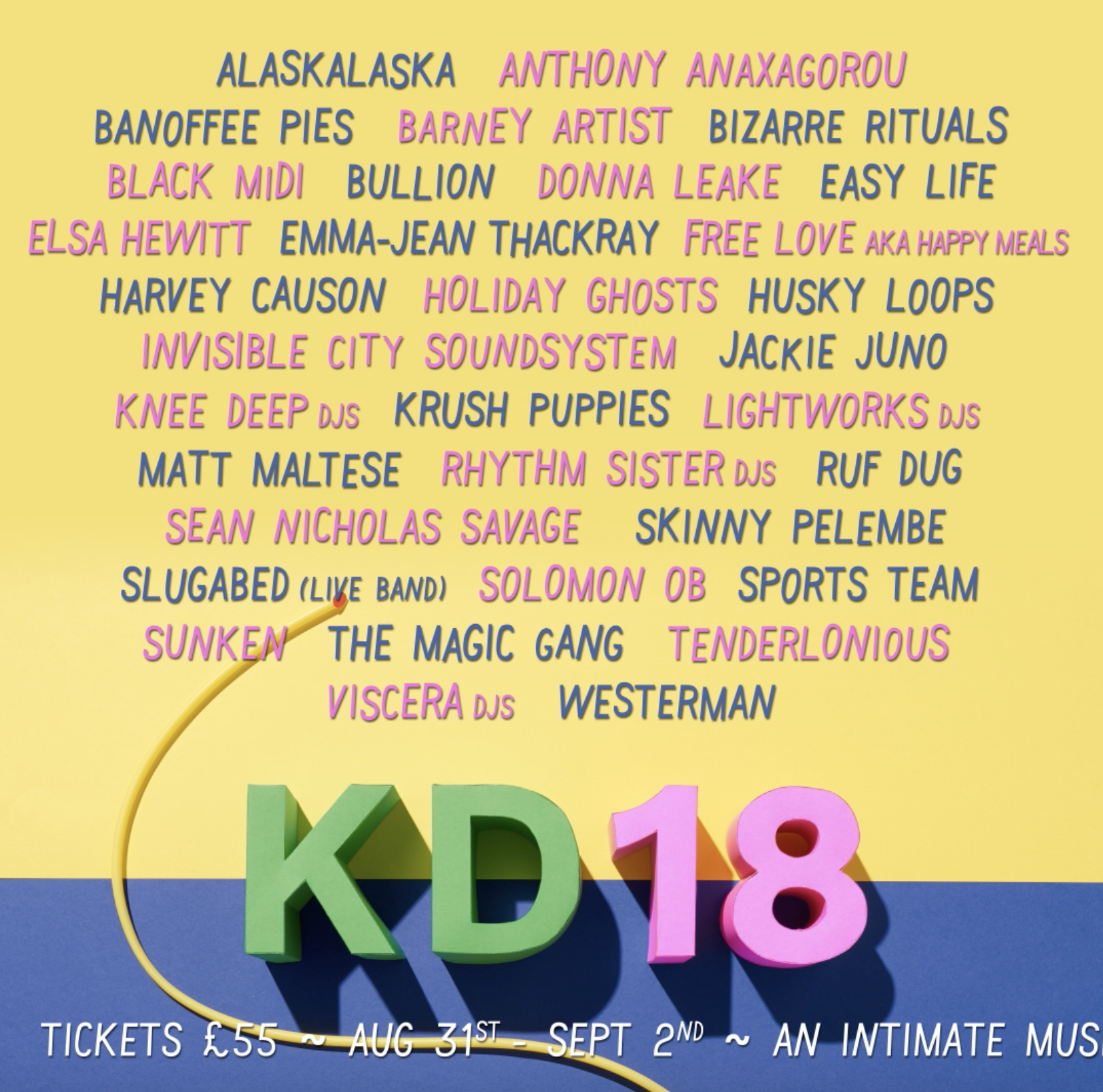 Knee Deep Festival