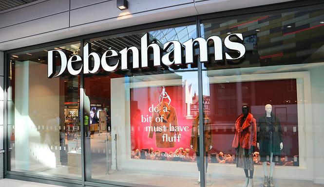 The Downfall of Debenhams