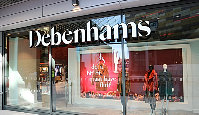 The Downfall of Debenhams