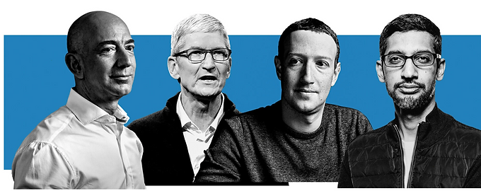 Tech Giants Face US Congress Scrutiny – Part 2