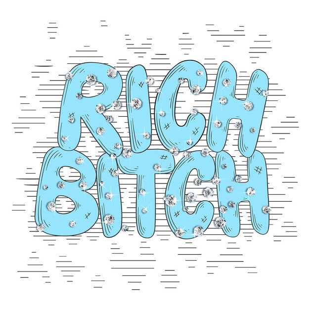 "Bankroll Hayden ""Rich Bitch"""