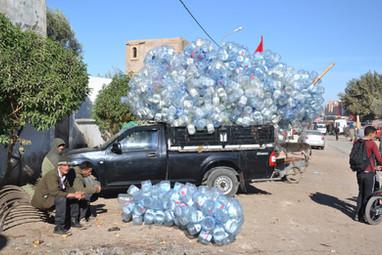 Camion Plastique