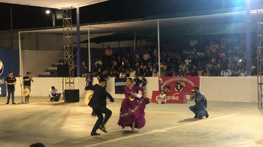 Concurso Nacional de Marinera : démonstration de champions
