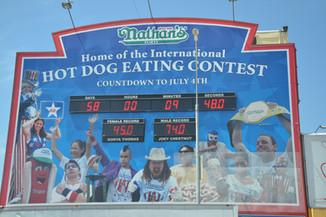 International Hot Dog Eating Contest