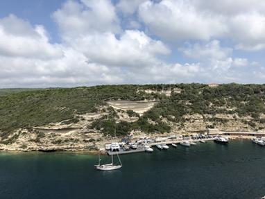 Port de Bonifacio de jour