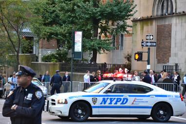 NYPD en action
