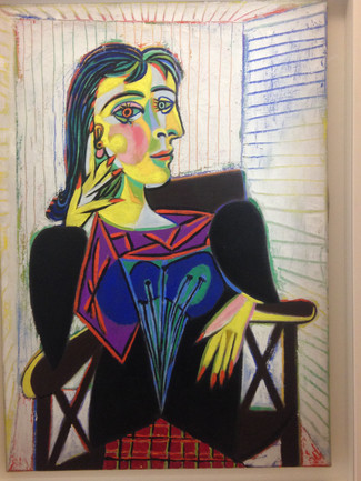 By Picasso