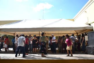 Tea dance du dimanche au parque Santa Ana