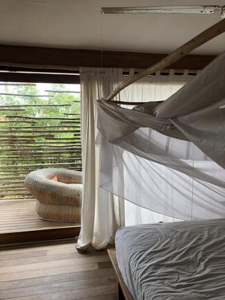 Intérieur du Mancora Eco Lodge