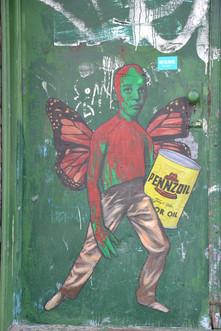 Garçon Papillon