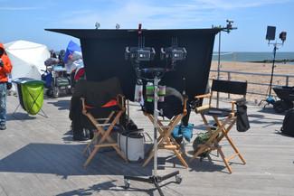 Fauteuil réalisateur téléscope dans son habitat naturel