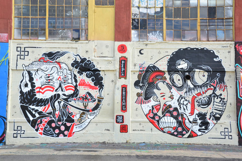 Oeuvre by Sheryo & The Yok