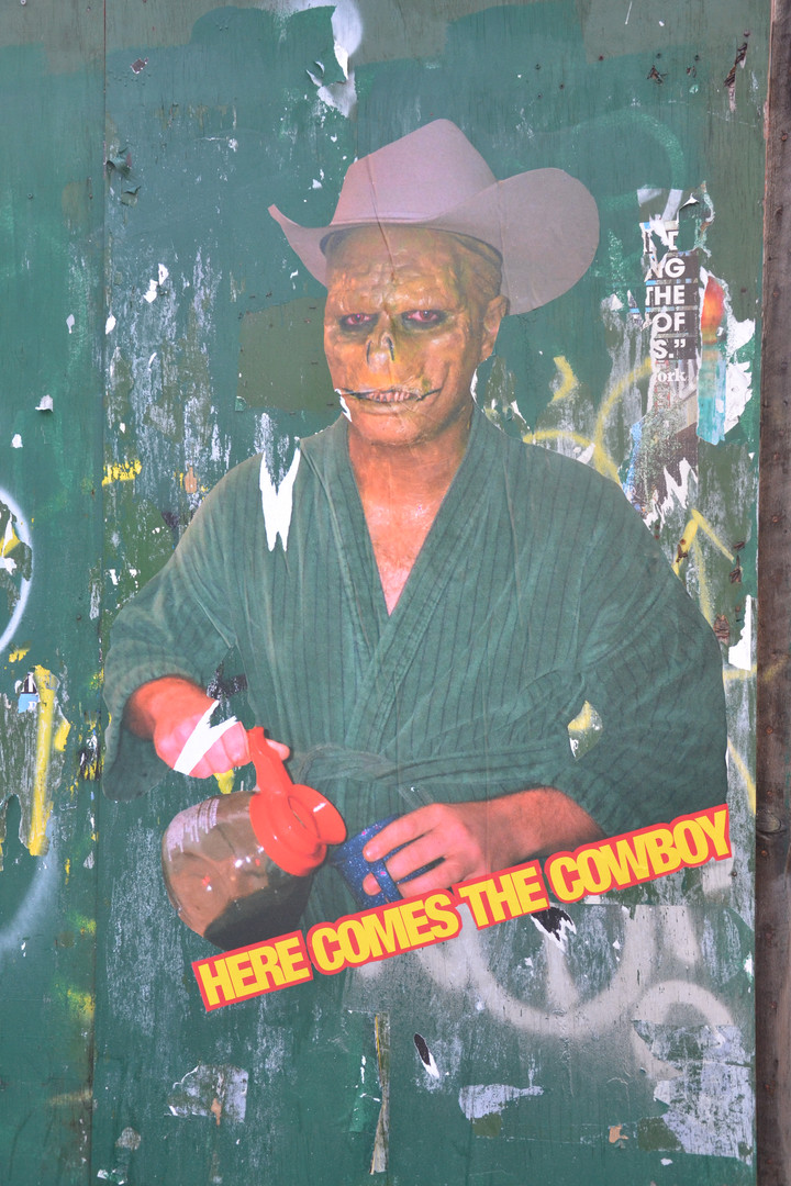 Here comes the cowboy (promo album Mac de Marco?)