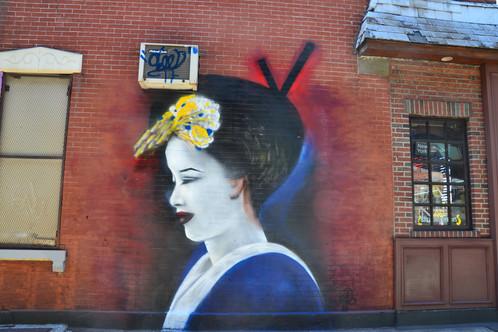 Geisha by See TF aka Carlos