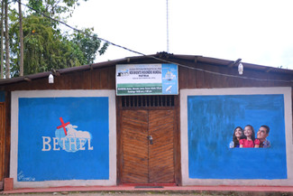 Eglise évangéliste amazonienne