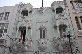 Edificio Eugène Courret
