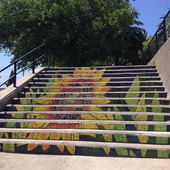 Escalier Tournesol