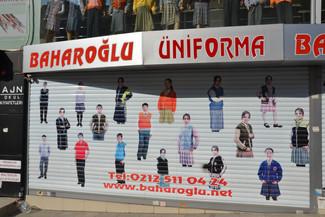 Uniformes turques