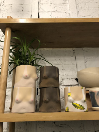 Booby mugs