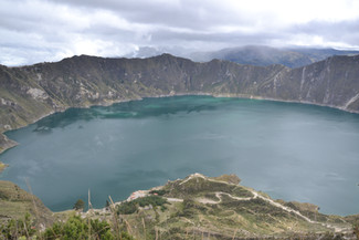 Laguna Quilotoa # 2