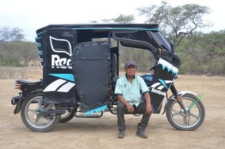 Guide à mototaxi