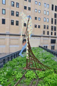 High Line Woman