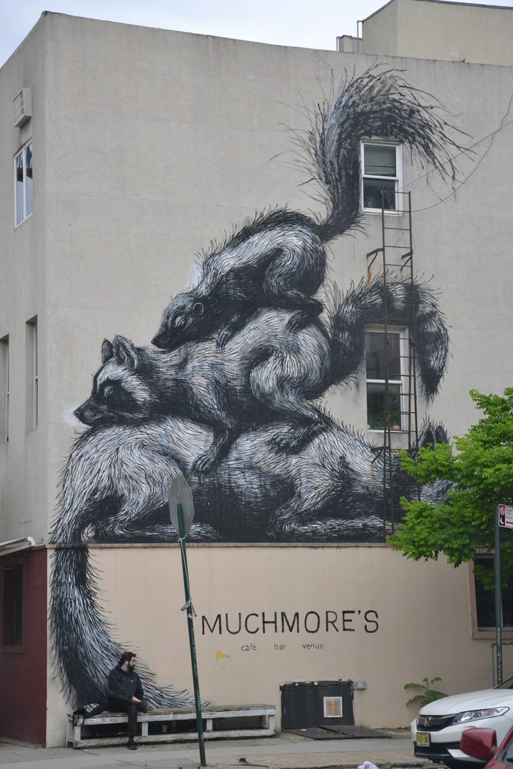 Muchmore's Rats (by Roa)