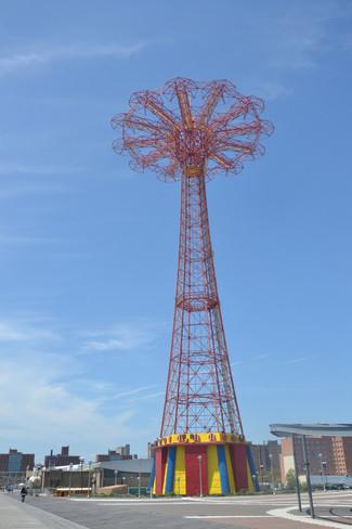 Full Parachute Jump
