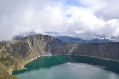 Laguna Quilotoa # 1