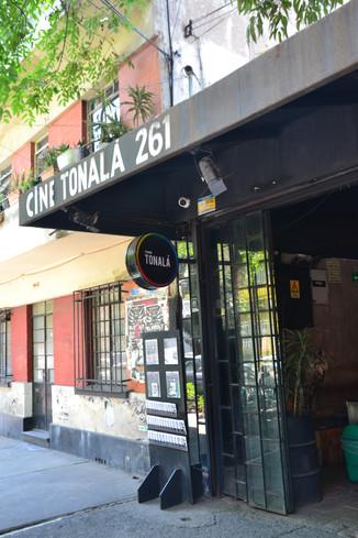 Cine Tonala, Roma Norte