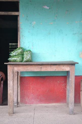 Sachets de feuille de coca