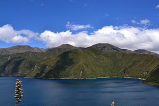 Laguna Cuicocha # 1