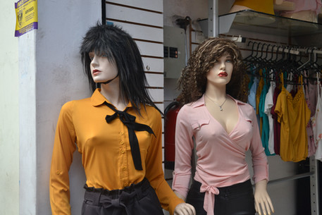 Femmes des années 80s