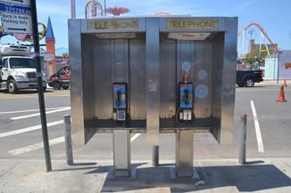 Cabines Téléphoniques Vintage