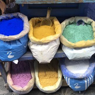 Bleu épicé