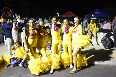 Fête de fin de carnaval