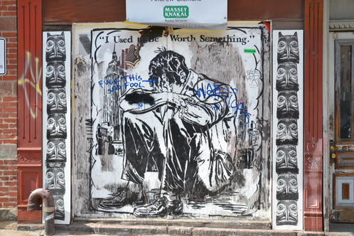 I used to be worth something (by Faile)