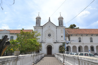 Eglise St Vincent de Paul dans l'asile Tadeo Torres