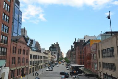 Vue de la High Line