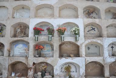 Tombes de Yungay