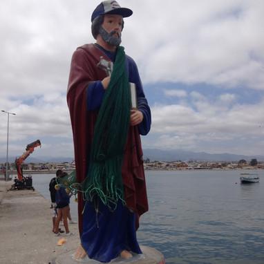 Dieu est un pêcheur! (et un hipster)