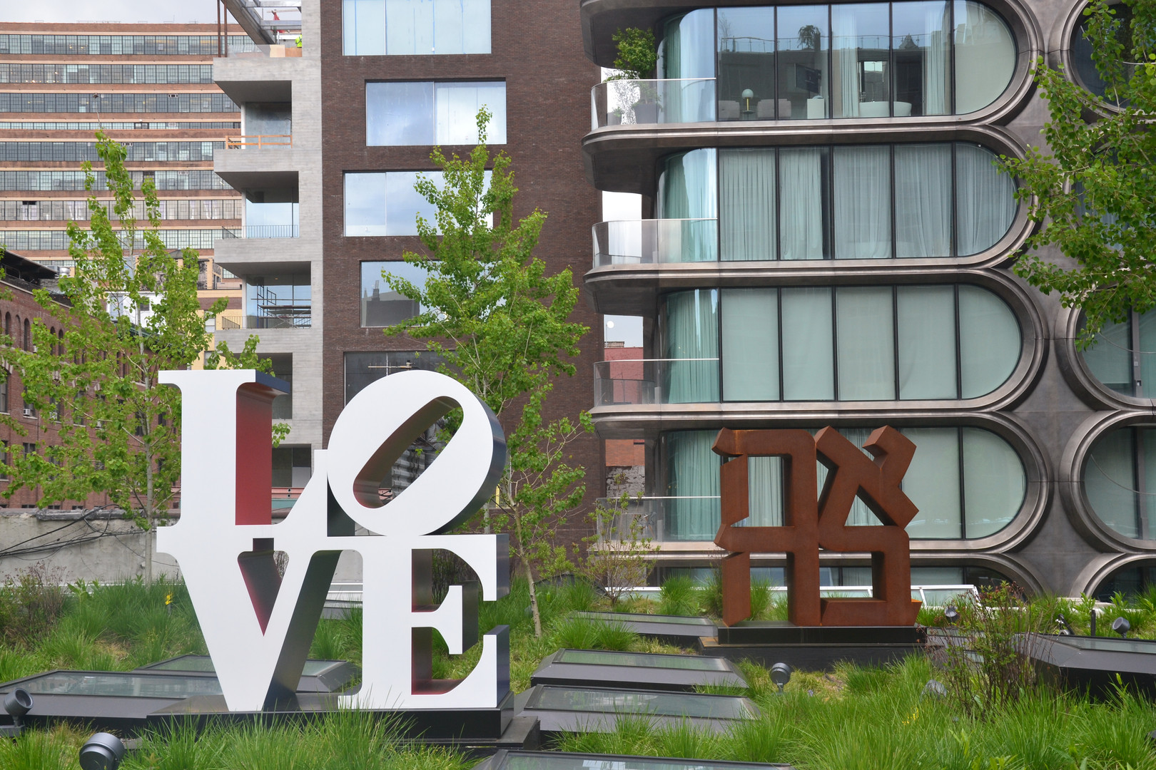 LOVE at High Line