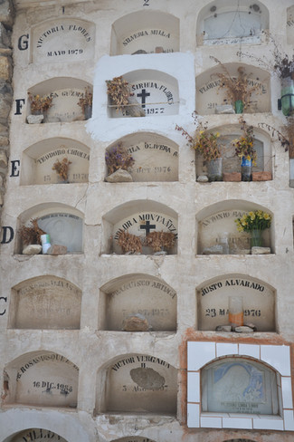 Alphabet Mortuaire