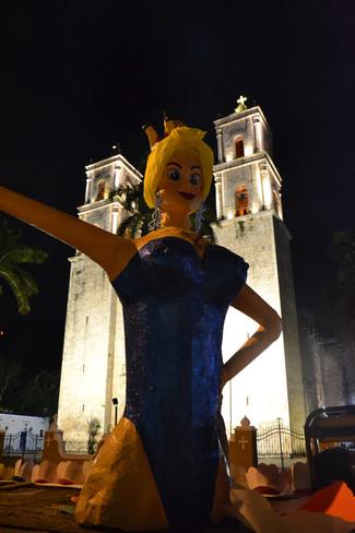 Mascotte cathédrale