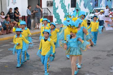 Poussins de carnaval