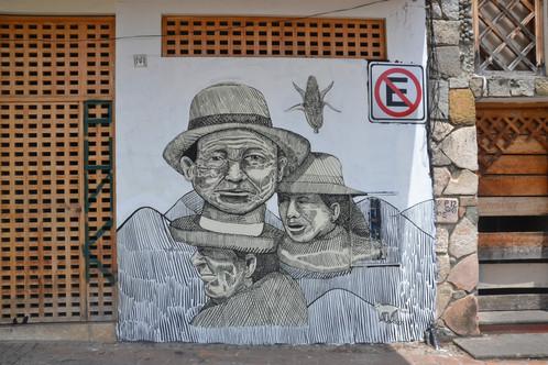 Street art de Cuenca