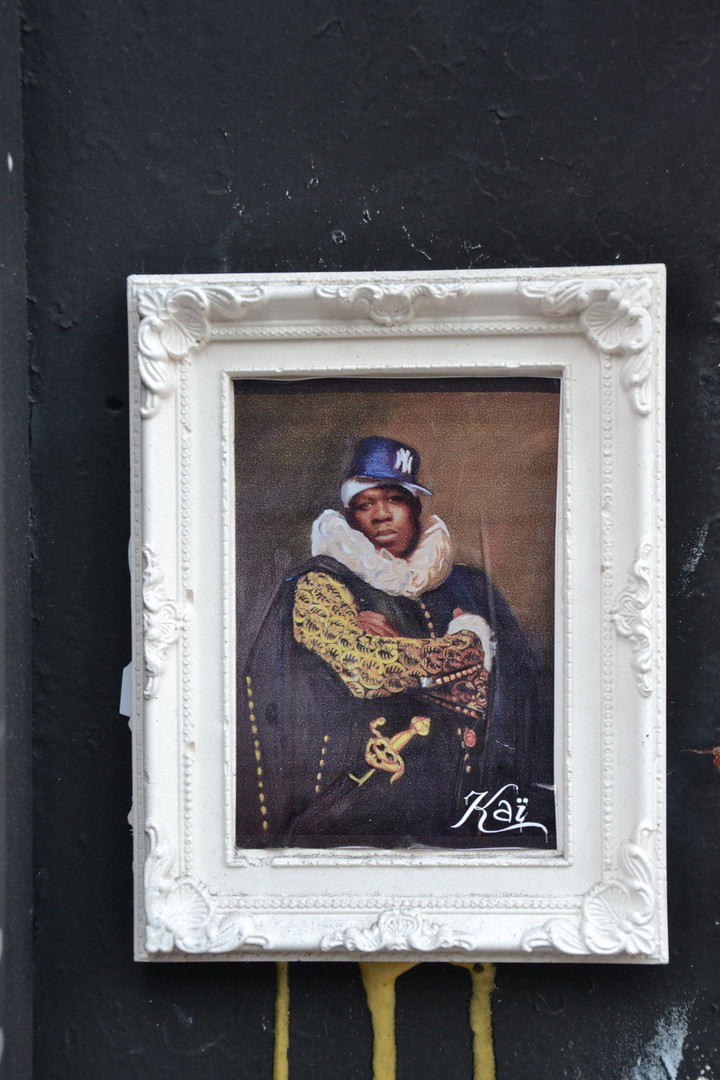 Portrait de B-Boy royal by Kal