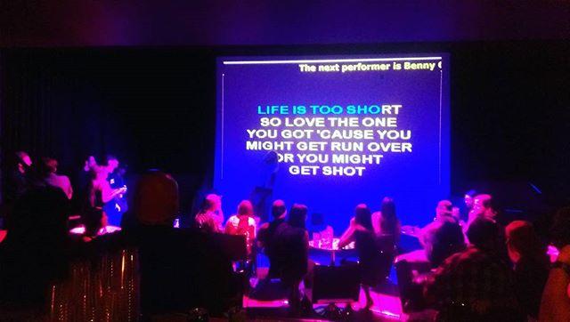 #karaoketuesdays